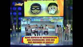It's Showtime Funny One Crazy Duo vs No Direction The Bottle Rounds  ITS TRUE VS HINDI YON