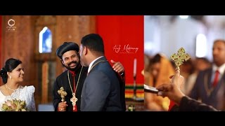 A Cute Christian Wedding of ANU & BINIL  by Chandra Studio Thiruvalla