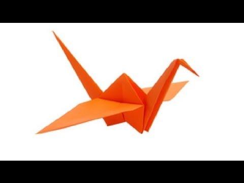 Xxx Mp4 Paper Bird Origami Flapping Bird Easy Steps 3gp Sex