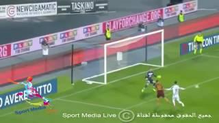 اهداف روما 2-0 بيسكارا [24-4-2017]محمد الكواليني[ الدوري الايطالي 2017]