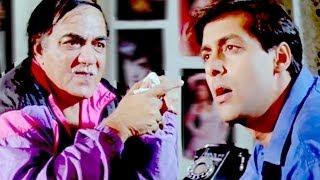 Mehmood, Salman Khan - Andaz Apna Apna - Comedy Scene 3/23