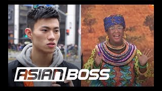 What Do The Chinese Think Of Black People (Blackface)   ASIAN BOSS