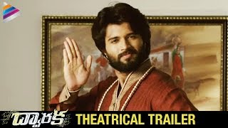 Latest Telugu Movie Trailers 2016   Dwaraka Movie Theatrical Trailer   #Dwaraka   Vijay   Pooja