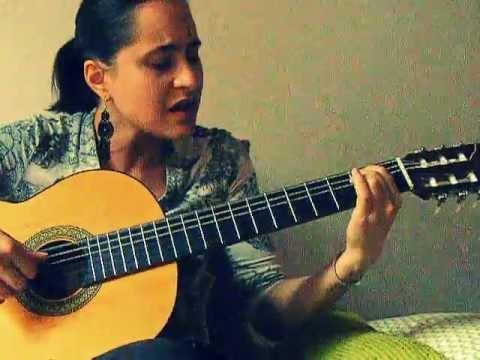 O silêncio das estrelas . Versión de Muna Makhlouf.