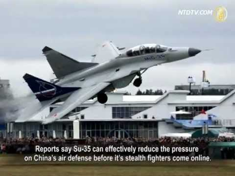 watch Analysis: China-Russia Arms-Sale Agreement