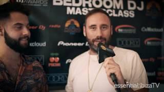 Doorly Bedroom DJ Competition Masterclass at Mambo Ibiza