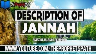Description Of Jannah (Paradise) ┇ Amazing Islamic Reminder ┇ Shakyh Kashif Ahmed