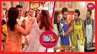 Anjali-Sanjana Come To Blows   Oberoi Brothers Kitchen Stories & How Ragini Intervenes