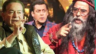Salim Khan SLAMS Swami Om For Salman Khan