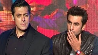Salman Khan makes a dig on Ranbir Kapoor