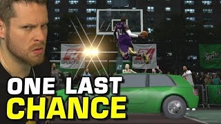 My Final Dunk Contest