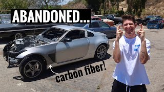 Making an Offer on a Junkyard 350z... (HIDDEN MODS!)