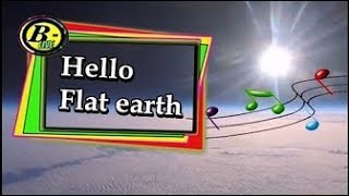 Hello Flat Earth   NASA Lies Adele Cover Song by Amber Plaster