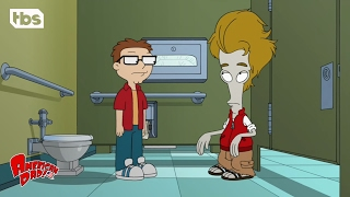 Steve Trying To Be Cool | American Dad | TBS