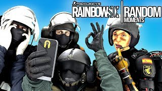 Rainbow Six Siege - Random Moments: #9 (Operation Health,RIP Hitbox)