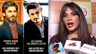 Richa Chadda's SHOCKING Comment On Kicking Out Pakistani Actors In Bollywood