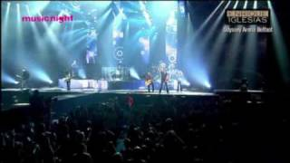 Enrique Iglesias - Do You Know (Ping Pong Song) - LIVE Belfast 2007 HQ