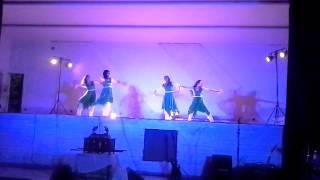 Coreografia - Aceito teu chamado - Bruna Karla - Missão Betesda Rio do Ouro. Ministerio IDE.