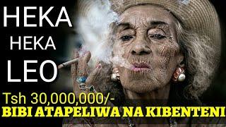 Hekaheka Leo : Story nzima ya kibenteni kumtapeli Bibi wa miaka 68 milioni 30 nakupotea nazo