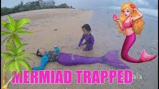 Lifia Niala Berenang di Pantai Sanur Bali - Bermain di Pantai Sanur Bali