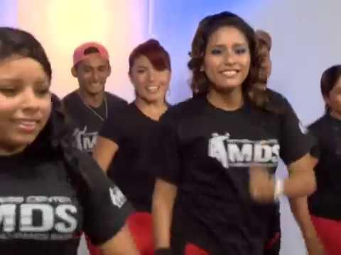 En Forma Bailoterapia con Marino Show Dance 2do Programa 2 3