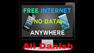Free internet for life time no sim data charges