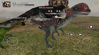 Dinos Online -Oviraptor Field- Android / iOS - Gameplay Part 32