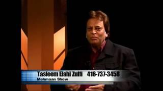 Shafiq Murad interview with Tasleem Elahi Zulfi (2/2)