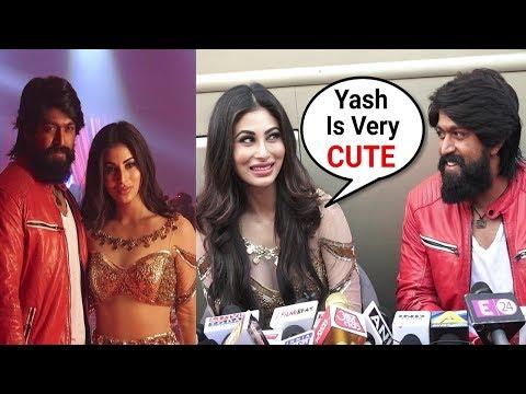 Xxx Mp4 Mouni Roy Item Song GALI GALI With Yash In KGF Movie Kolar Gold Fields Full Interview 3gp Sex