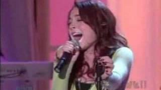 Lindsay Lohan - Over [ Live @