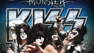 KISS Monster Tour Zurich Full Show 2013 HD