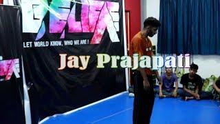Jeete Hain Chal | Neerja | Jay Prajapati | BELIEVE CAMP 2018