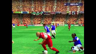 Virtua Pro Football - Gameplay PS2 HD 720P