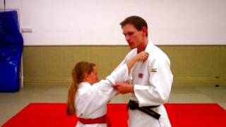 Standard Grips, Detailed Breakdown as of the BJA 4th Mon & 5h Kyu syllabus