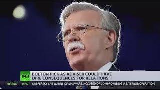 Meet John Bolton: Trump