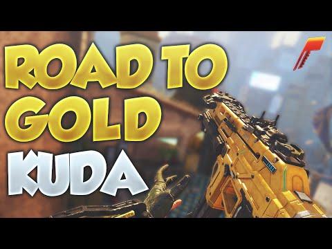 Black Ops 3: Road to Gold (Kuda)