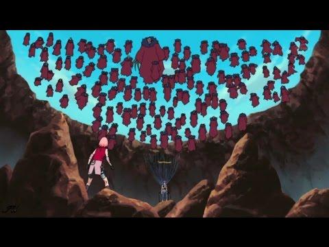 Naruto shippuden power levels gaara rescue