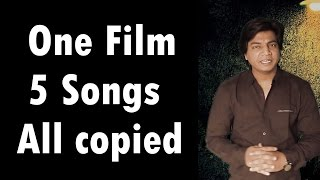 One Film I 5 Songs I All Copied