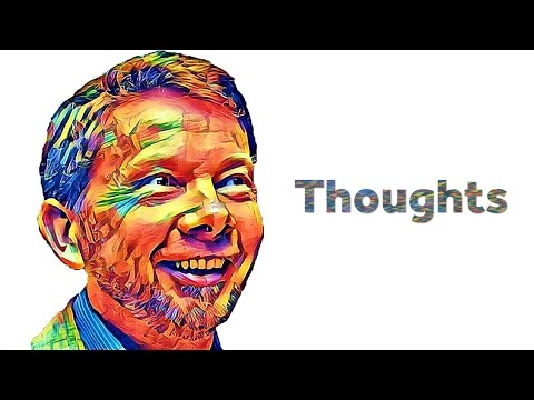 🕉😀 This is what YOU Must Know about your THOUGHTS right now - Spiritual Teacher Eckhart Tolle