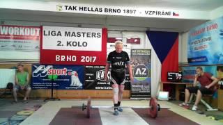 Magdolen Anton (1947), TR2, 77 kg (x)