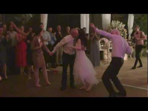 Irish Wedding Dance