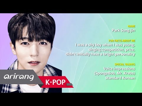 [Pops in Seoul] DAY6(데이식스) Park Sung-jin(박성진) _ Self-Introduction