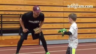 Rick Asadoorian Baseball Clinic
