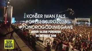 [FULL 2jam HD] Konser Budaya IWAN FALS #grebegsuro2016