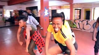 Free by Nyashinski- Official dance choreography