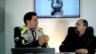 Análisis de la Yamaha N-Max 150 con expertos de PubliMotos TV