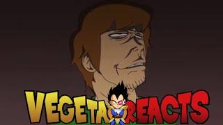 Vegeta Reacts To Scooby's Bizarre Adventure