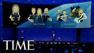 Facebook Reveals Augmented Reality, Virtual Reality & More At Annual F8 Conference | TIME