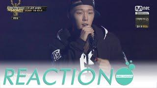 BOBBY – '가드올리고 BOUNCE' performance on Show Me the Money--- Radio reaction