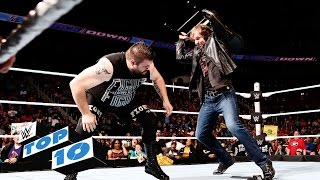 Top 10 SmackDown moments: WWE Top 10, March 3, 2016
